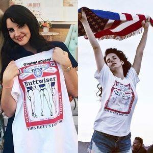 Women Lana Del Rey T Shirt On Poshmark